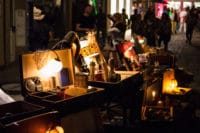 Esslingen Funkelt, Lichtermarkt & Koffermarkt