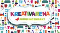 Kreativarena Ilmenau Frühlingsmarkt 22./23.04.2017