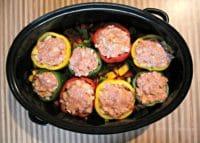 Gefüllte Paprika - Rezept zum Nachkochen