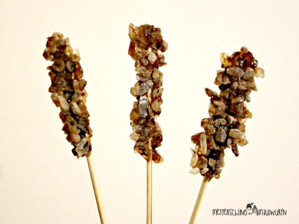 3 leckere und einfach Rezepte mit Kandis Zucker / Muffins / Kekse / Sticks