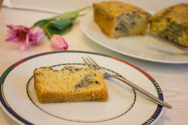 Mega-Fluffiger Mohn-Swirl-Kuchen *vegan*