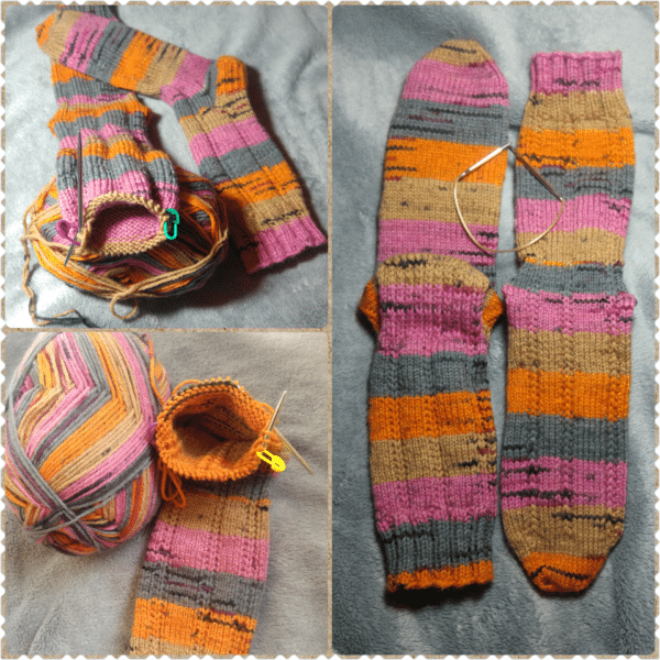 J E C K - Socken mit dem Addisockenwunder