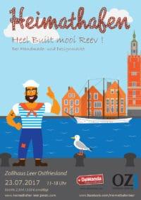 Heimathafen Heel built mooi Reev!!! Der Leeraner Handmade- & Designmarkt