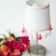 DIY Tassel-Lampenschirm