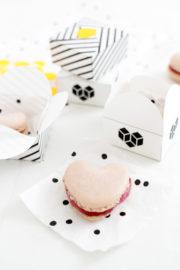 Geschenkverpackung für süße Kleinigkeiten (inkl. Freebie)