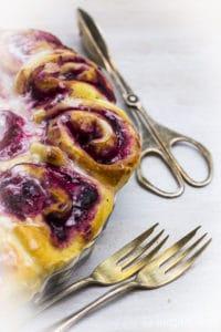 Beeren- oder Zimtschnecken - ein Rezept zwei Varianten [Birgit D]