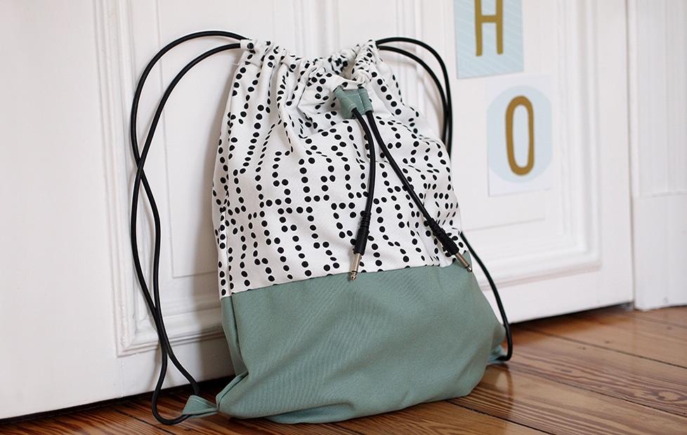 kabel rucksack nicht nur f r musiker handmade kultur. Black Bedroom Furniture Sets. Home Design Ideas