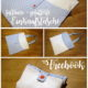 faltbare Einkaufstasche mit Innenfutter - FREEbook
