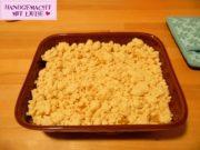 Pfirsich-Crumble