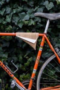Fahrradtasche aus Korkstoff nähen