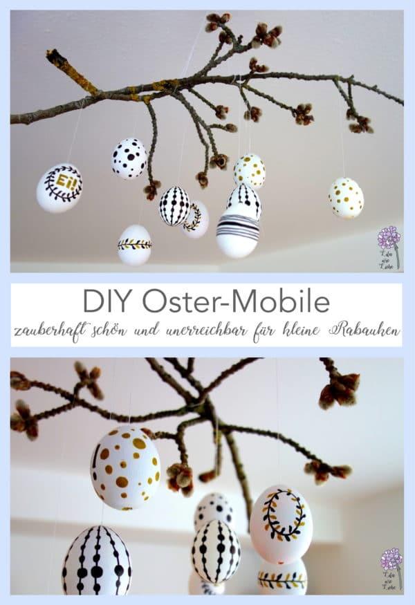 DIY Oster-Mobile – ganz einfach und zauberhaft schön