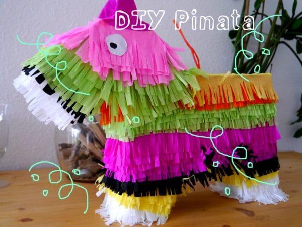 DIY Pinata basteln