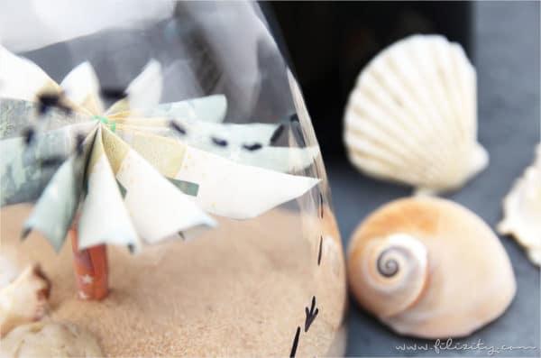 Reise Geldgeschenk Handmade Kultur