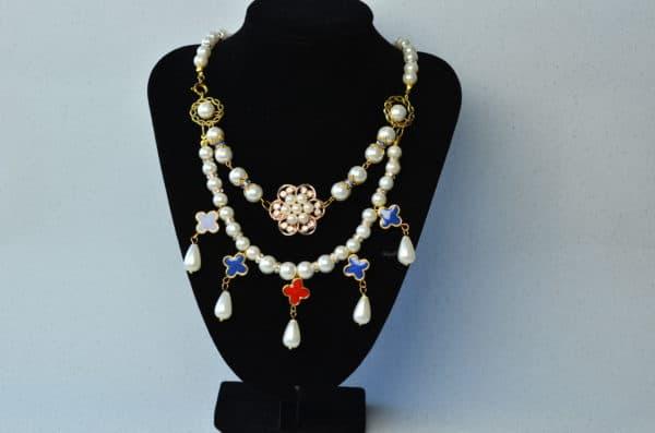 Wie kann man eine Halskette mit Edelstahl Anhänger selber machen
