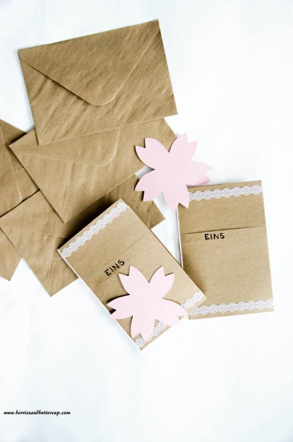 einladungskarten diy mit kirschblüten-freebie - handmade