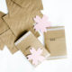 Einladungskarten DIY mit Kirschblüten-Freebie