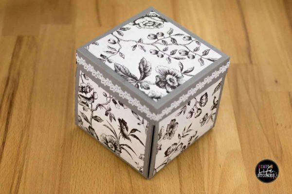 Basteln Valentins Explosionsbox Handmade Kultur