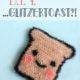 Toast-Schwamm häkeln mit Creative Bubble