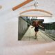 DIY Anleitung: Kleiderbügel als Bilderrahmen
