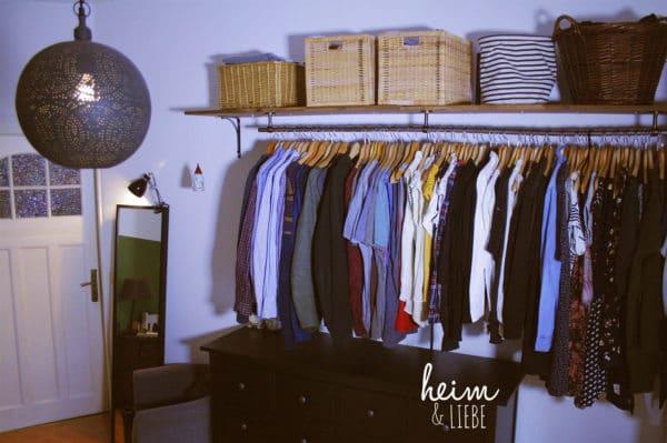 Kleiderschrank Diy diy kleiderschrank ja es geht schön und praktisch in einem