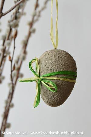Ostereier Gestalten ostereier gestalten mit kreativbeton handmade kultur