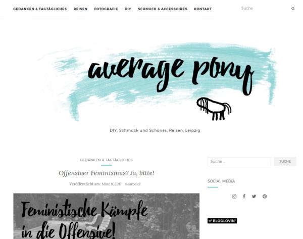 Average Pony