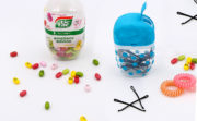 DIY Upcycling – Tic Tac Dose als Haarklammer Box