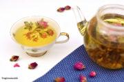 Wildkräuter-Tee von der Aufzucht bis zum Tee