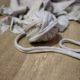 Wie man Zpagetti / Textilgarn selber herstellt.