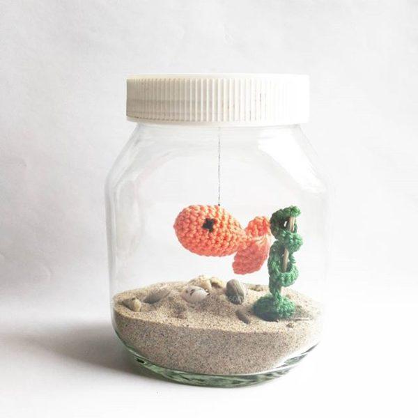 DIY Aquarium für Faule