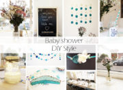 Baby shower – DIY style