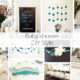Baby shower – DIY style