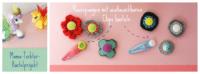Mama-Tochter-Projekt: eine Haarspange, tausend Möglichkeiten …