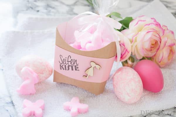 Ostergeschenk aus Knetseife