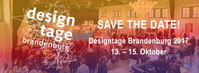 Designtage Brandenburg 2017