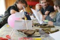 """""""DIY-Spielemanufaktur"""" Kreative Ferien für die ganze Familie (7-Tage-Programm)"""