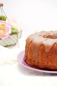 Schokoladenkuchen mit Eierlikör