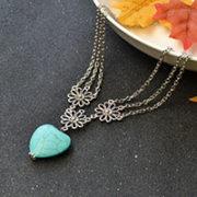 Liebevolle Halskette zum Muttertag