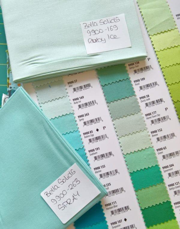 Unistoffe farbkarten und co handmade kultur - Farbkarten kostenlos ...