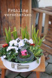 DIY: Frühling verschenken