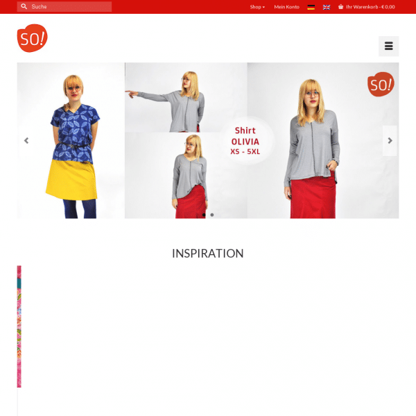 SO! Pattern   Design-Schnittmuster   Tipps & Tricks
