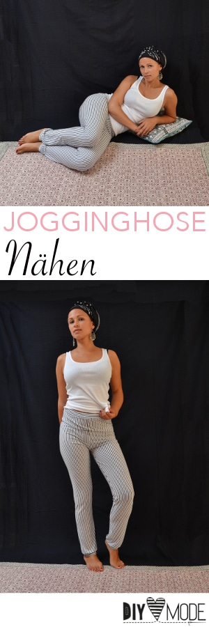 Gemütliche Hose nähen / Video-Anleitung