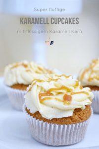 Triple Caramel Cupcakes | Mit gelingt-immer-Karamell-Rezept | Mohntage