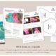 Kleidchen-Karte (Kostenlose Bastelanleitung mit Zeichenvorlage)