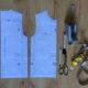 Schnittkonstruktion für Anfänger: ein Schnittmuster für ein sommerliches Jersey-Kleid selber konstruieren