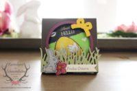 Lindt Hello Emotis Verpackung zu Ostern