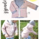 "Kinderjäckchen nähen – FREEBOOK Zip Up Hoodie ""Zipadoo"""