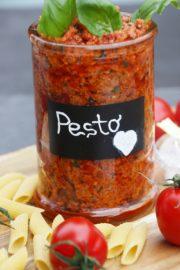 Tomaten Pesto