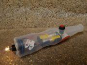 Upcycling für Plastikflaschen...