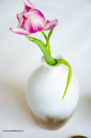 Upcyling Vase
